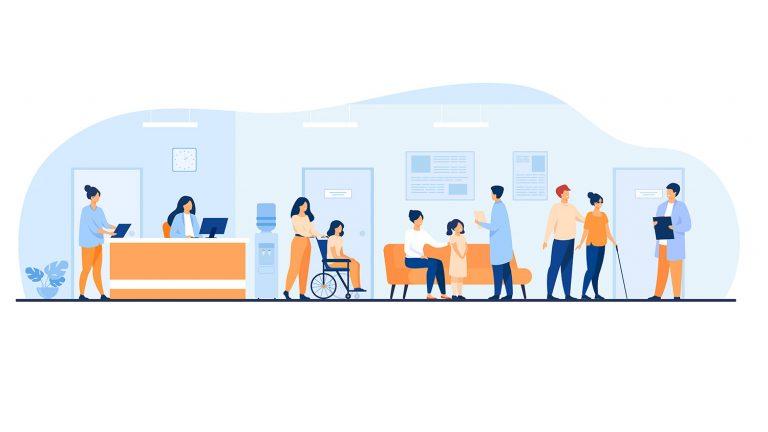 tipos de pacientes