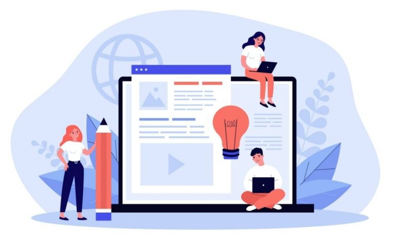 copywriting web