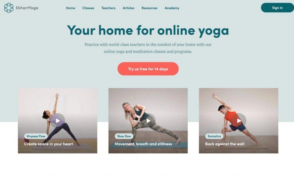 diseño web meditacion